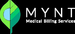 Mynt Logo White Text